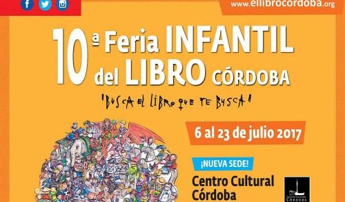 Numerosas actividades en la Feria Infantil del Libro del Centro Cultural Córdoba