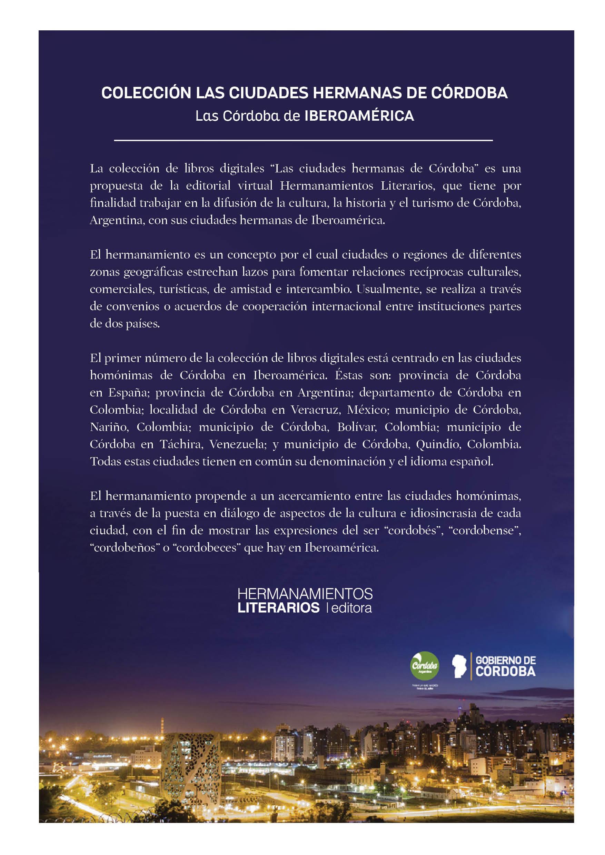 """ebook """"Las Córdoba de Iberoamérica"""""""