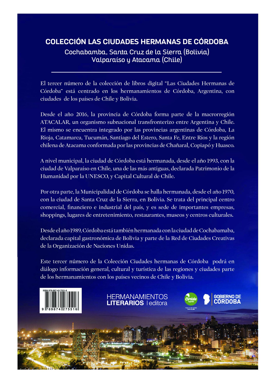 ebook Ciudades hermanas de Córdoba – Chile y Bolivia