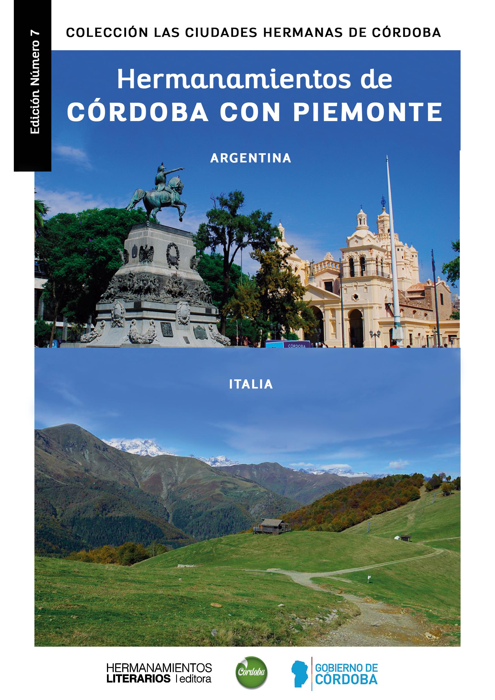 último ebook de la Colección Las ciudades hermanas de Córdoba con Piemonte
