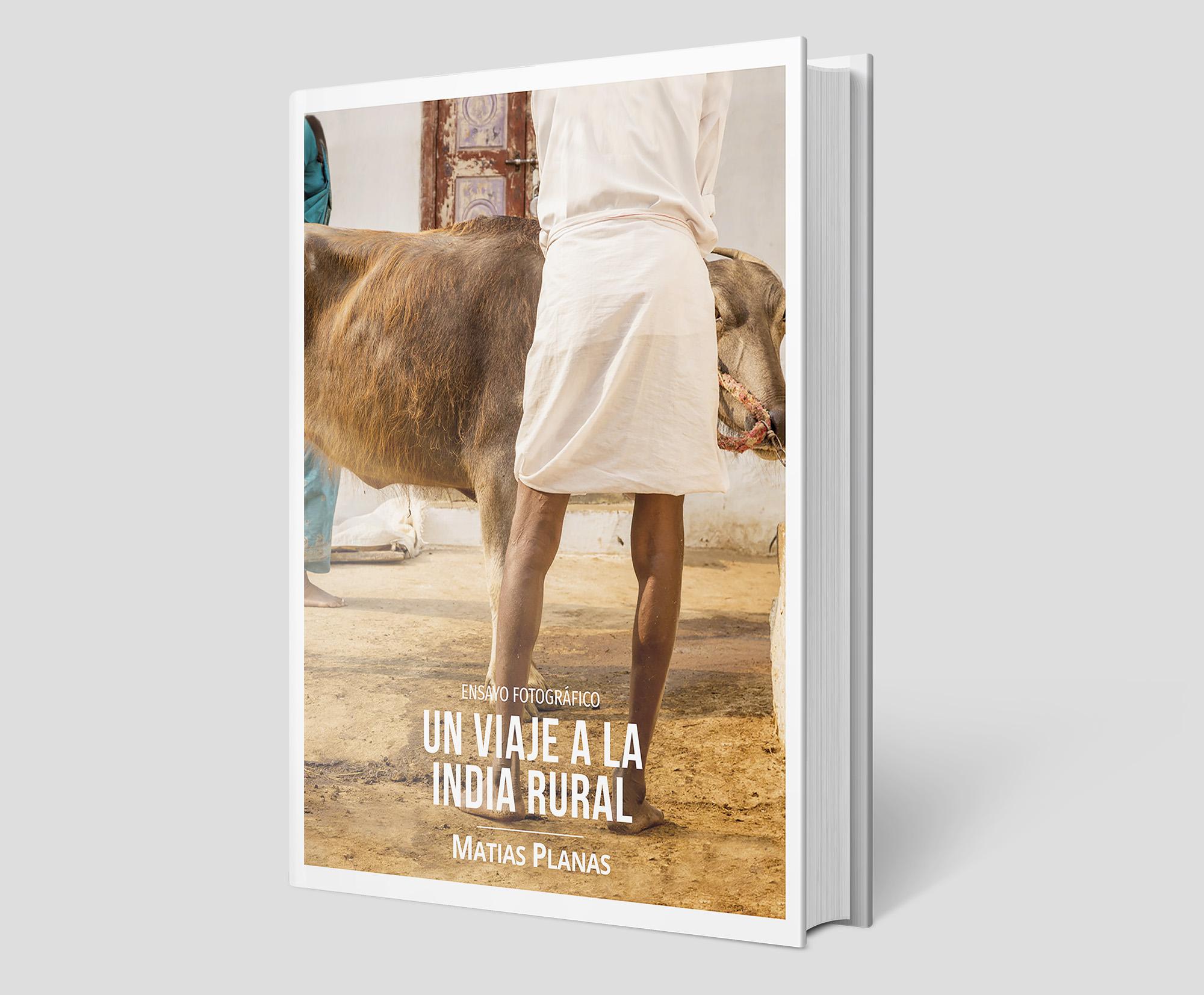 Presentación del ebook Un viaje a la India Rural  en el Festival de la Palabra