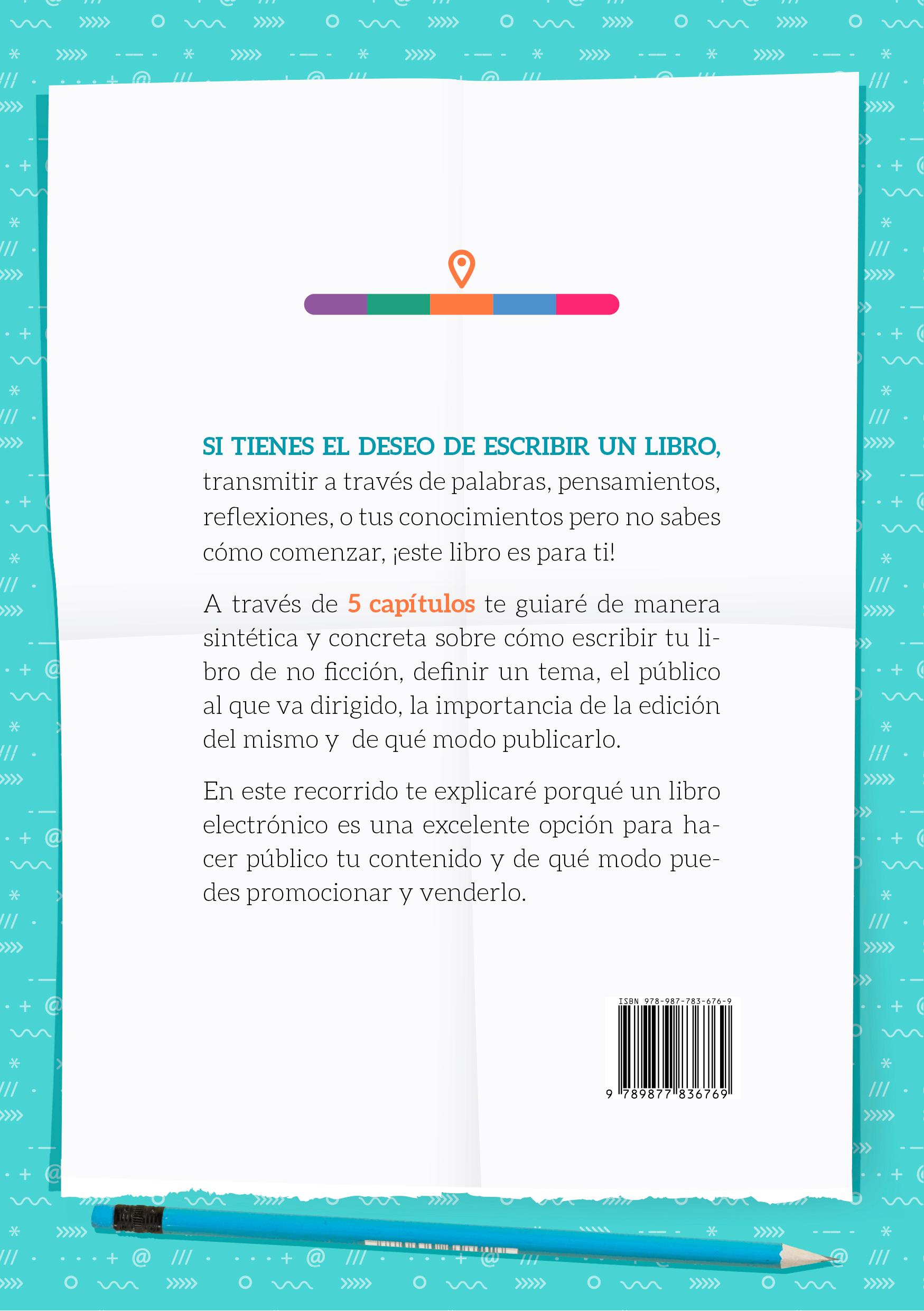 Presentación del libro: Publica tu libro digital