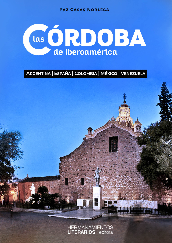 Segunda edición del ebook Las Córdoba de Iberoamérica