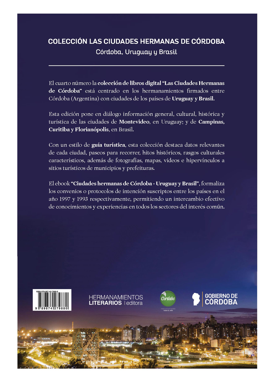 ebook Ciudades hermanas de Córdoba – Uruguay y Brasil