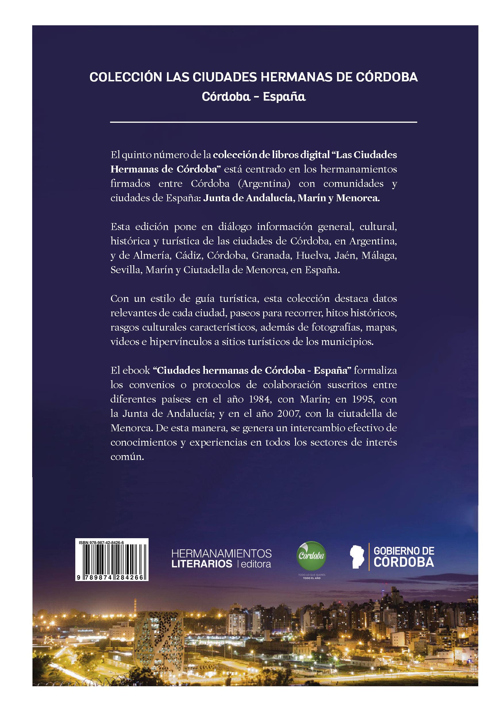 Córdoba y sus ciudades hermanas de España