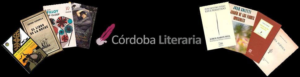 Convocatoria a escritores cordobeses