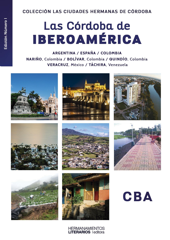Dos libros de la Colección Ciudades hermanas de Córdoba  serán entregados en bibliotecas populares e instituciones culturales