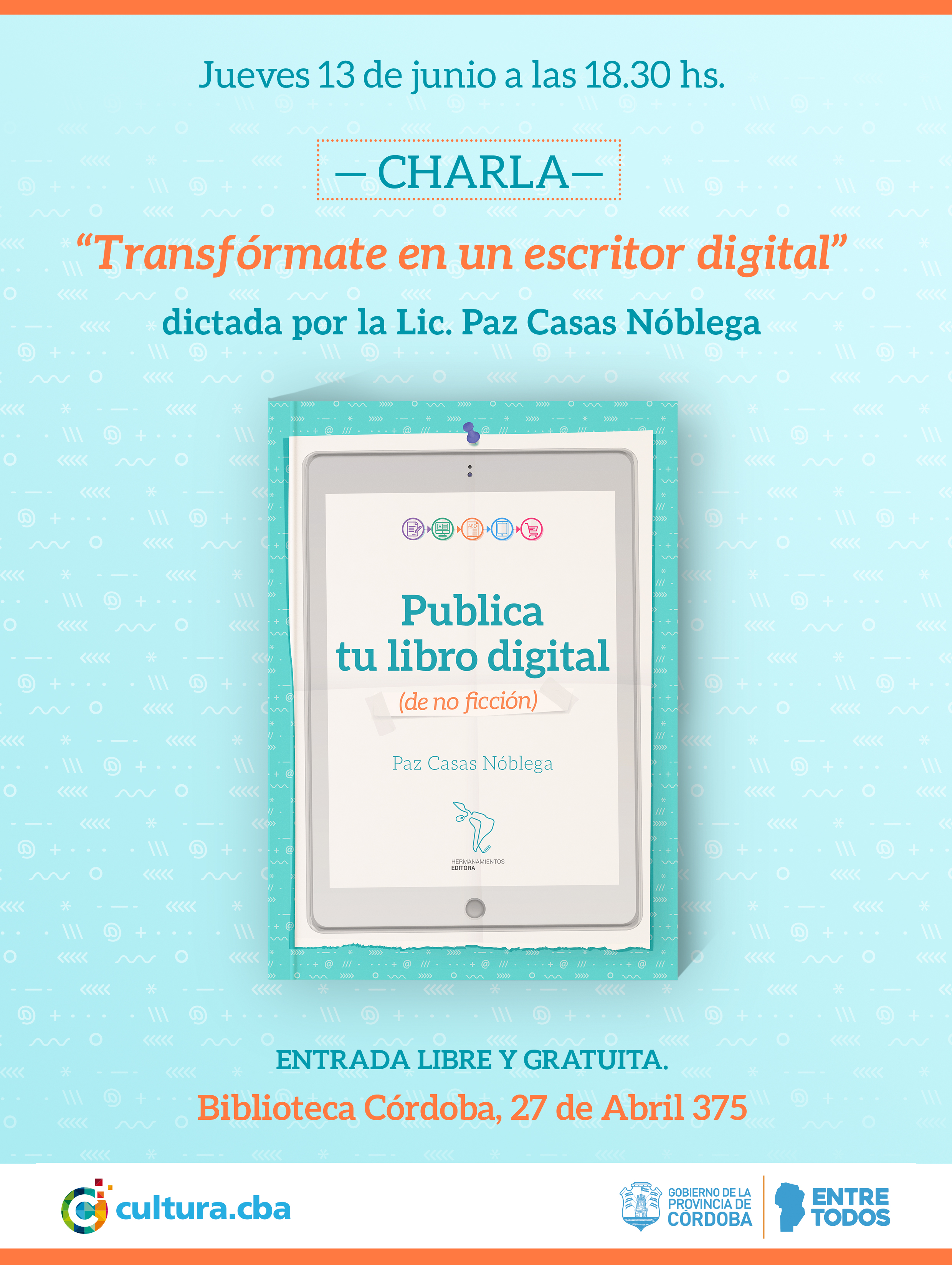 Transfórmate en un escritor digital