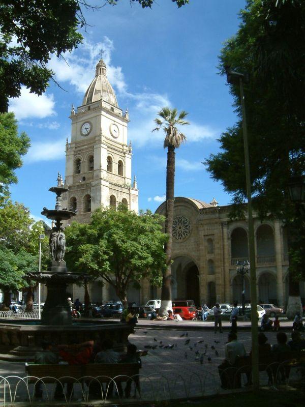 Córdoba y sus ciudades hermanas de Bolivia